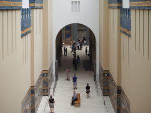 Pergamon museum i Berlin