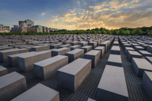The Holocaust Memorial berlin
