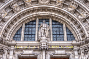 Victoria and Albert Museum i london