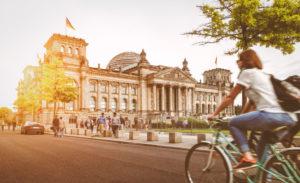 bundestag i berlin
