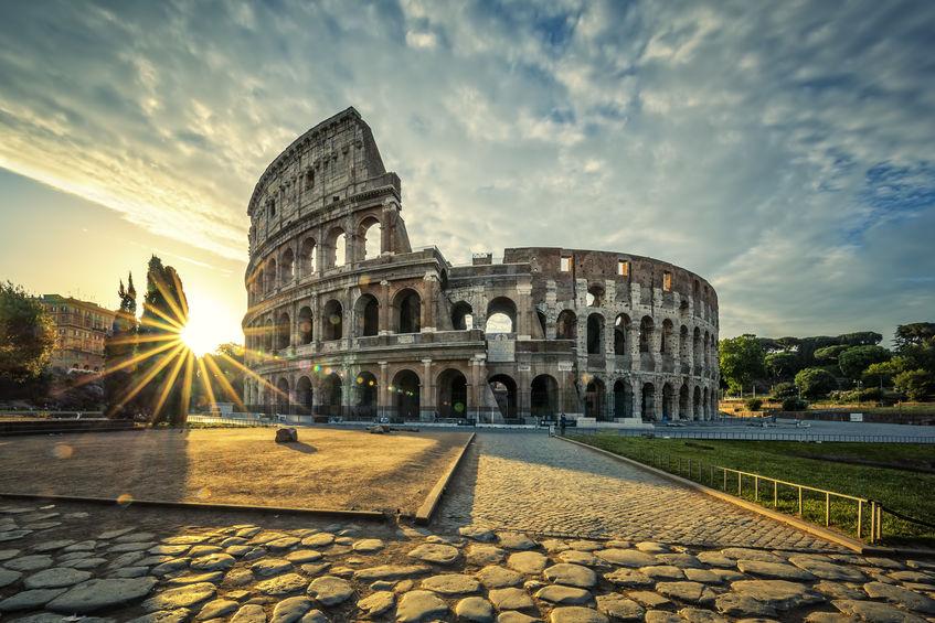 colosseum severdighet i roma