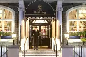 londons beste hotell
