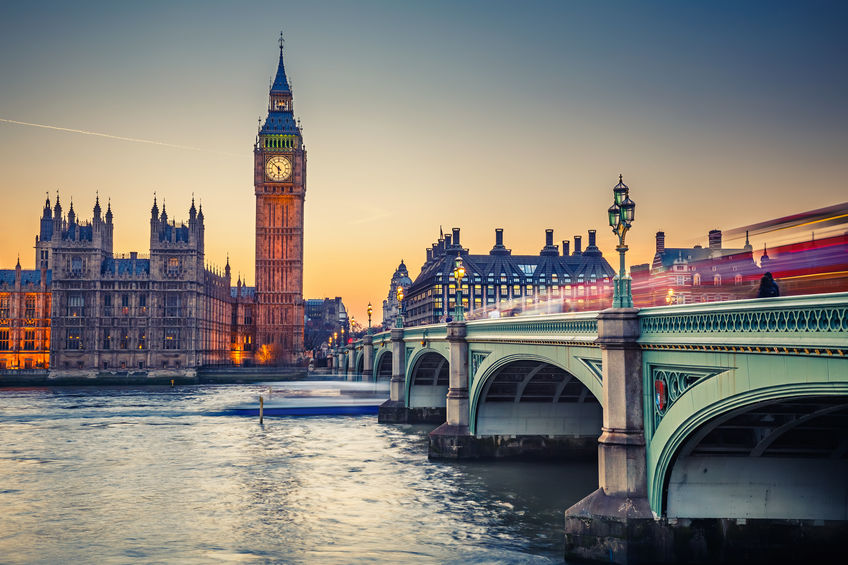 severdigheter i london
