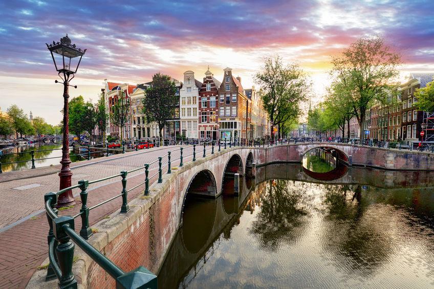 storbyferie til amsterdam