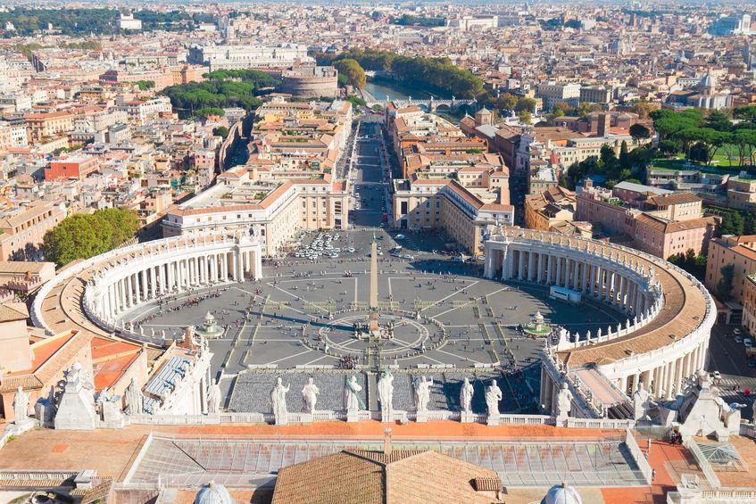 vatikanstaten i roma