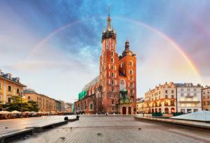 Mariakirken i Krakow