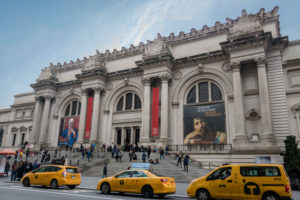 Metropolisk kunstmuseum i new york