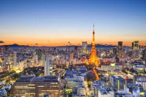 Tokyo City View Observation Deck