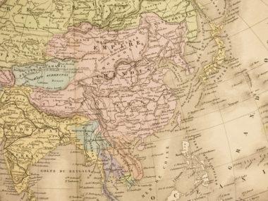 storbyferie i asia