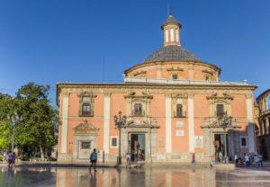 Basilica de la Virgen de los Desamparados
