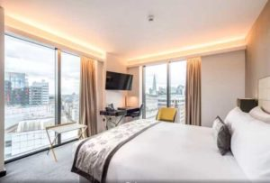 Dorsett City London - fint hotell i london