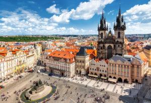 Staroměstské náměstí-plassen