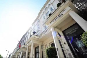 billig hotell i london