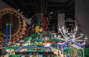 lego utstilling i praha