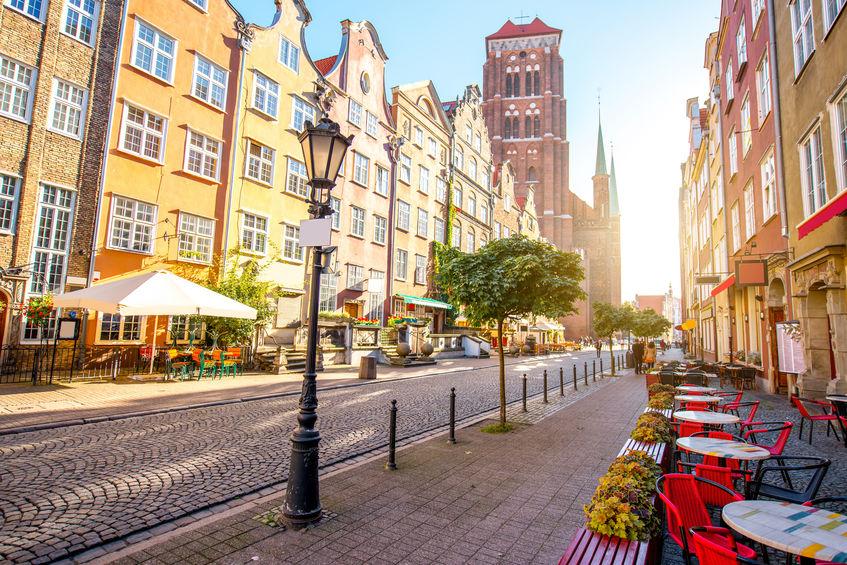 severdigheter i gdansk