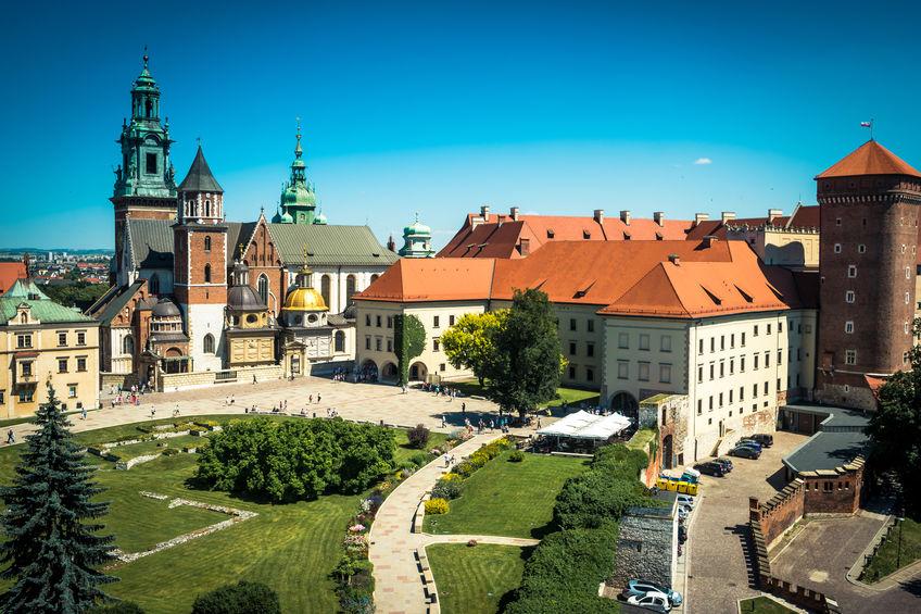 severdigheter i krakow