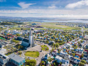 storbyferie til reykjavik