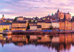 storbyferie til stockholm