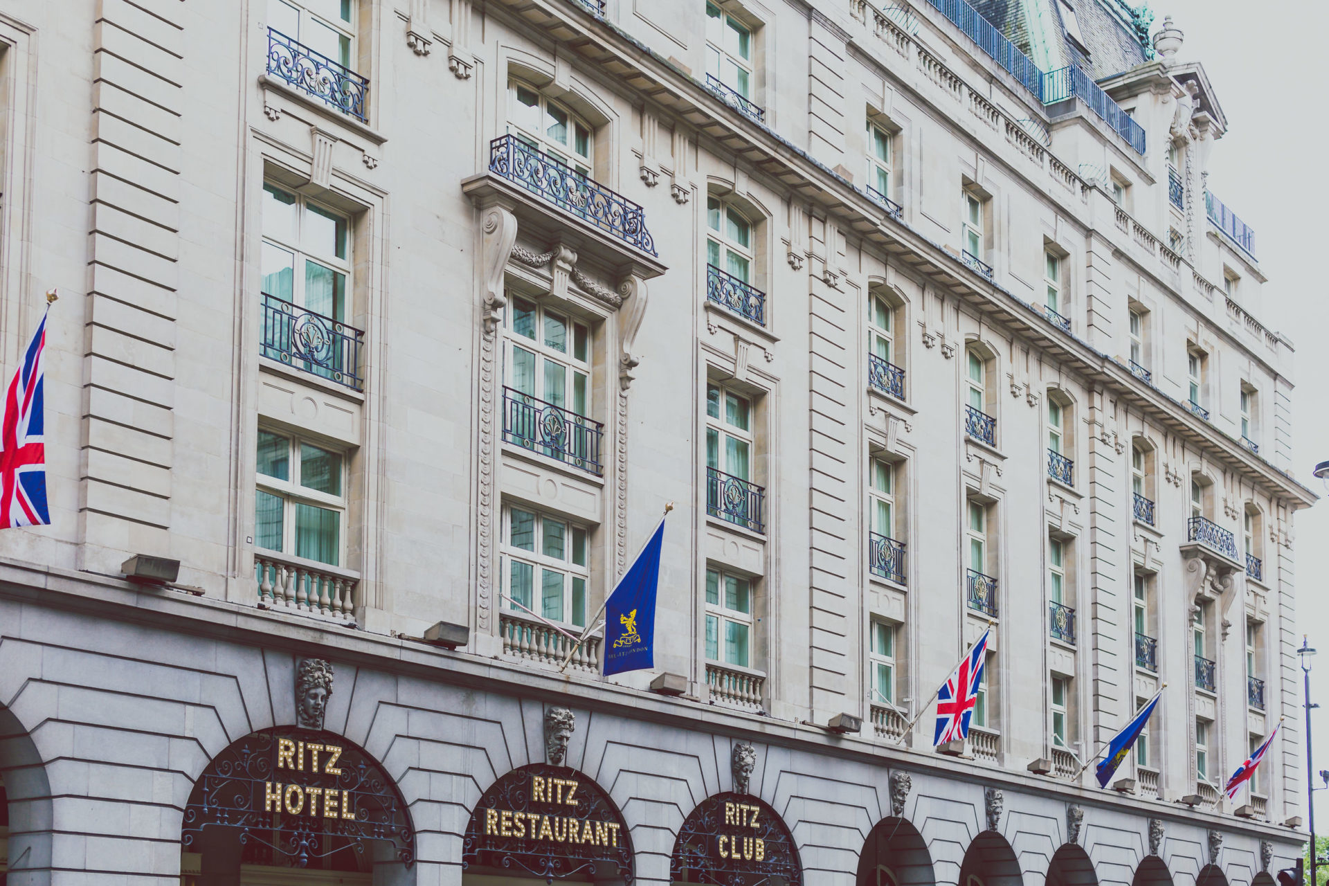 topp 10 hotell i london