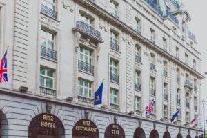topp 10 hotell i london