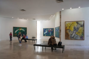 Marc Chagall Museum nice