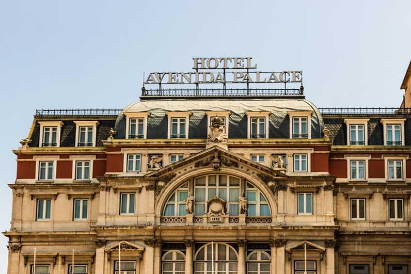 de beste hotellene i lisboa