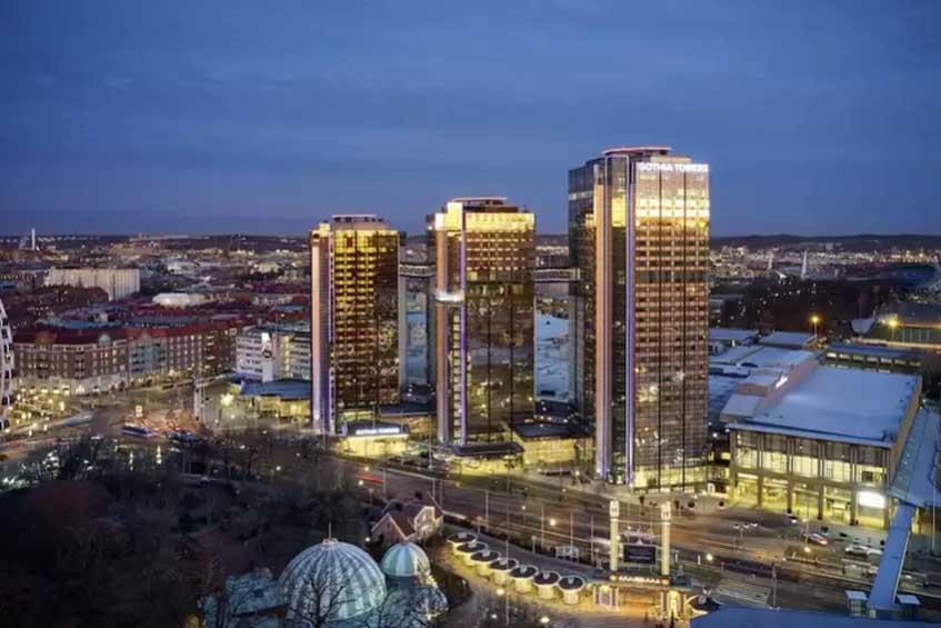 5stjerner hotell i gøteborg