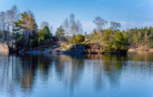 Delsjön i gøteborg