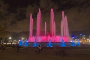 Font Màgica fontenen i barcelona