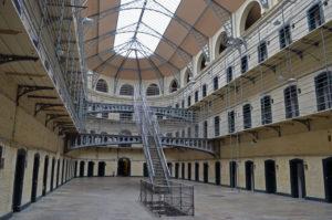 Kilmainham Gaol fengselet i dublin