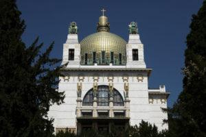 Kirche am Steinhof i wien