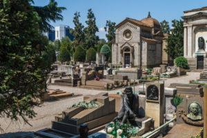 Monumental Cemetery milano