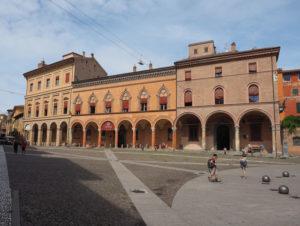 Piazza Santo Stefano i Bologna