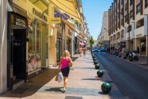 Rue d'Antibes