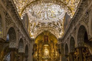 santa maria la blanca kirken i sevilla