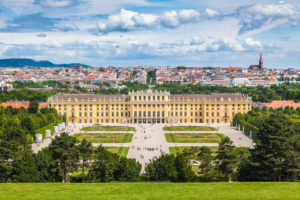 Schönbrunn palasset