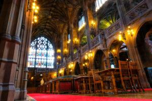 bibliotek i manchester