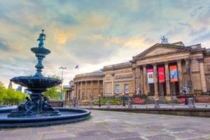 Walker Art Gallery i liverpool