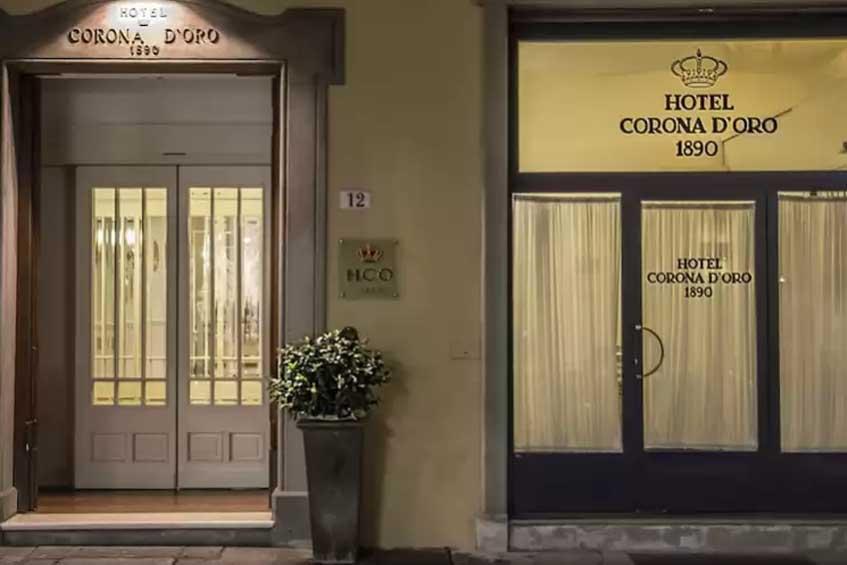 anbefalt hotell i bologna