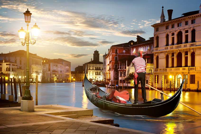 anbefalte hotell i venezia