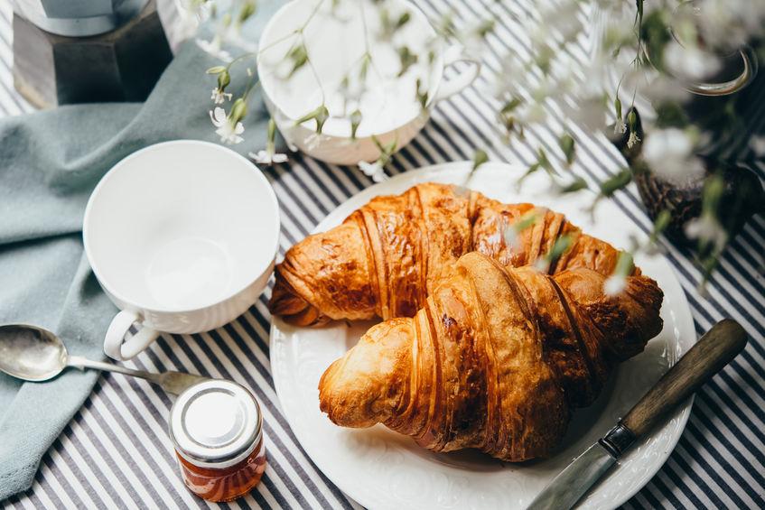 anbefalte hotell med gratis frokost i paris