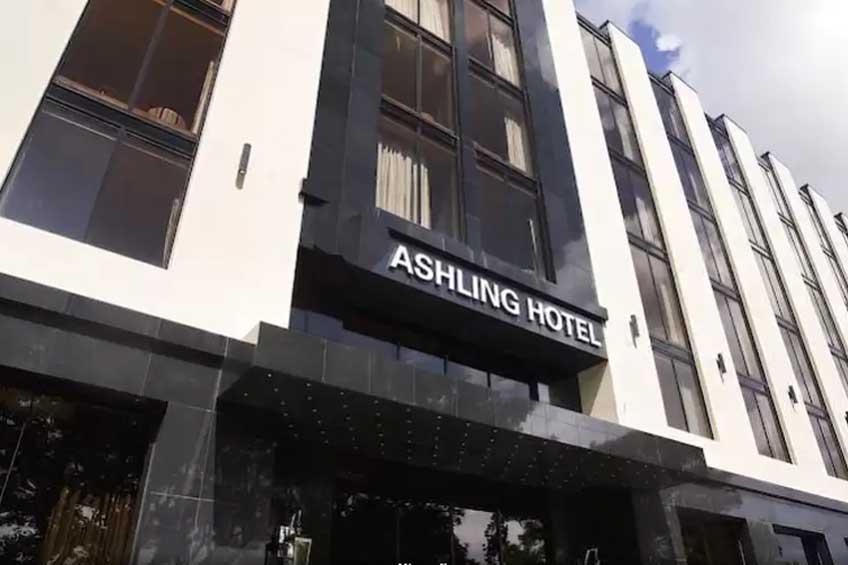 beste hotell i dublin