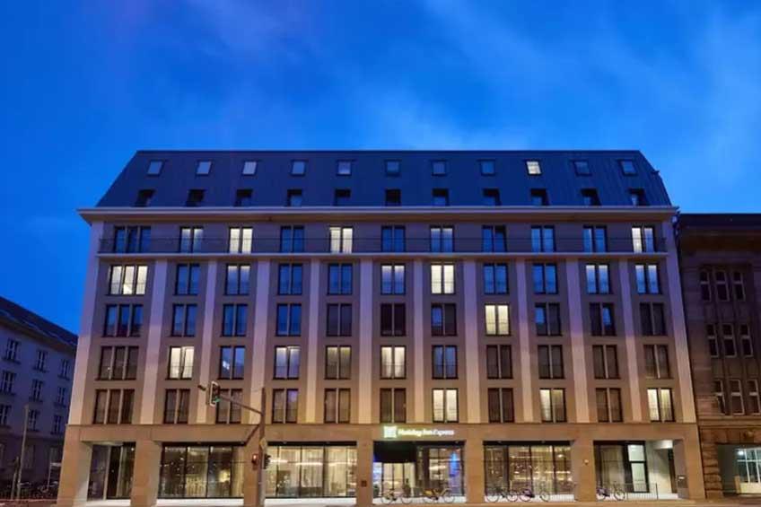 billig og bra hotell i berlin