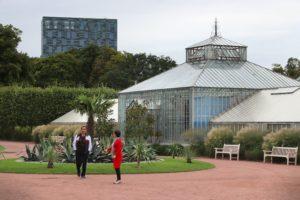 botanisk hage gøteborg