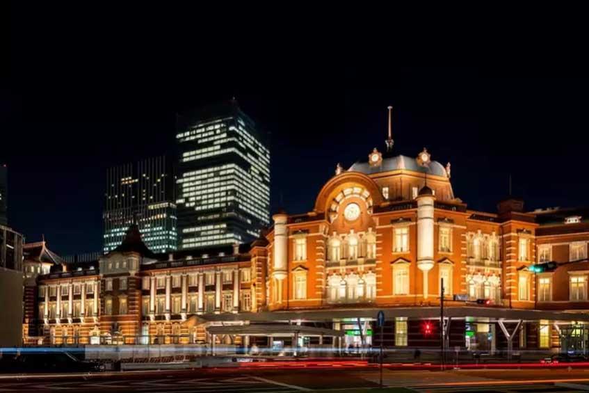 bra hotell i tokyo