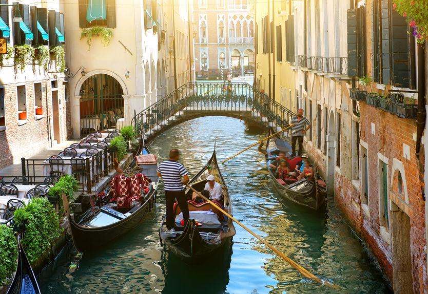 gondoltur venezia