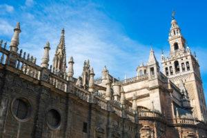historiske sevilla