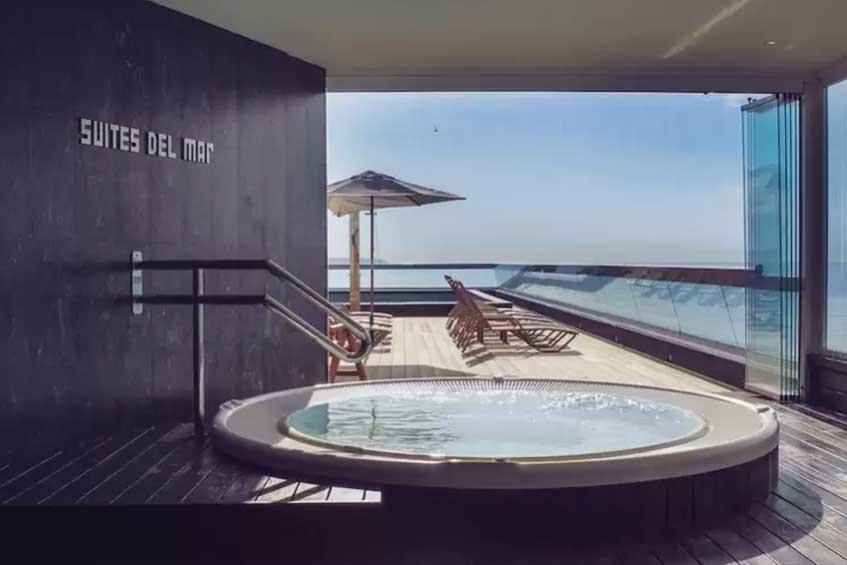 hotell med eget spa i alicante