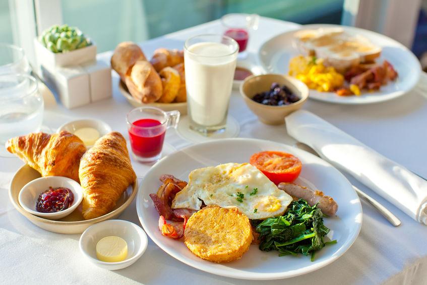 hotell med gratis frokost i venezia
