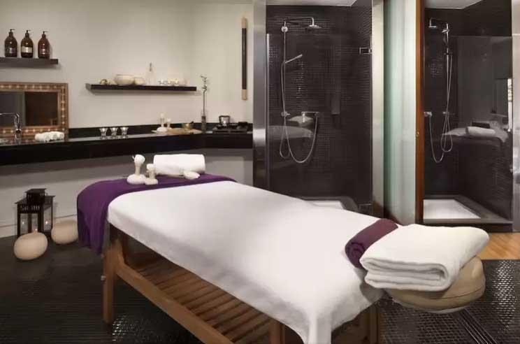 hotell med spa i sevilla